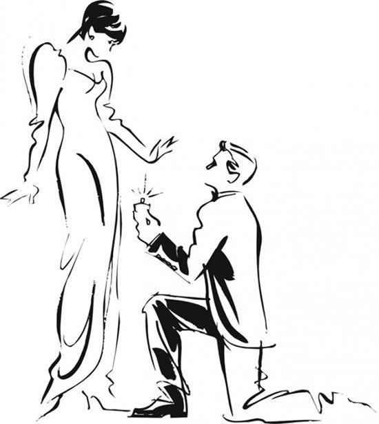 چگونه پیشنهاد ازدواج دهیم؟