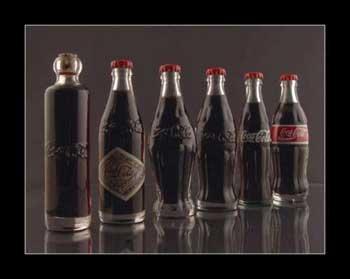 داستان طراحی بطری کوکاکولا