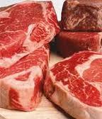 گوشت یعنی قرمز خوش رنگ