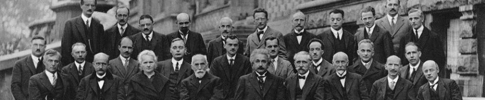 مشهورترین عکس دنیای فیزیک