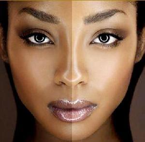آموزش آرایش برای کسانی که پوست تیره دارند