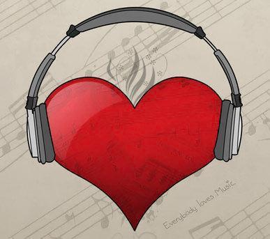 تاثیر موسیقی بروی قلب