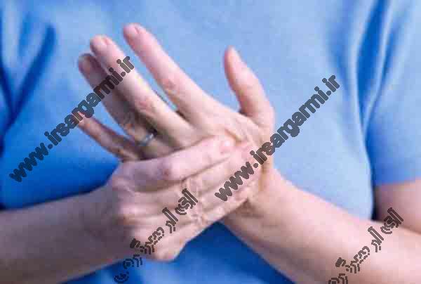 خواب رفتگی دستها