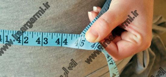سایز دقیق بدن شما چند است؟ - سایز دقیق بدن