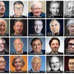 ثروتمندترین افراد دنیا در سال ۲۰۱۹